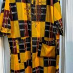 kente kuffi set